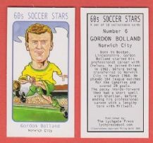 Norwich City Gordon Bolland